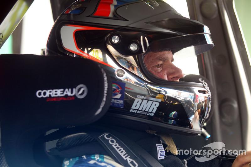 Warren Scott, Silverline Subaru BMR Racing