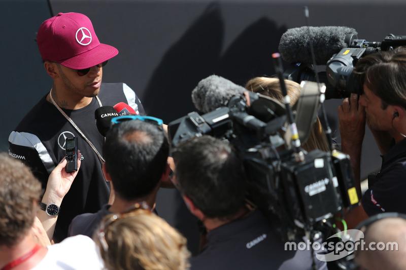 Льюїс Хемілтон, Mercedes AMG F1 Team