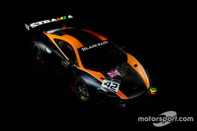 Anuncio Strakka Racing