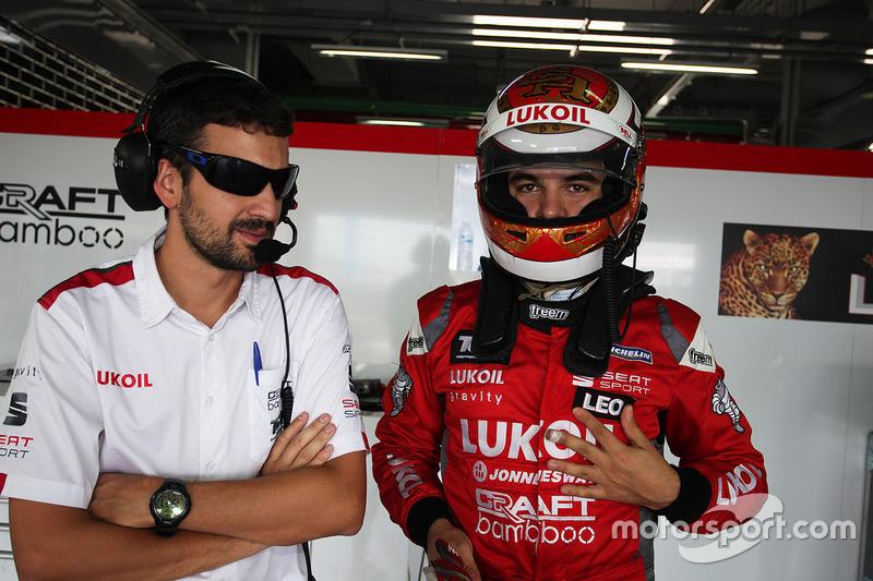 Sergey Afanasyev, Team Craft-Bamboo LUKOIL, SEAT León TCR