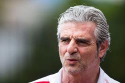 Maurizio Arrivabene, Ferrari Team Principal