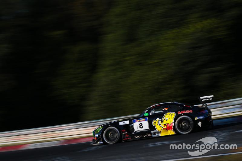 Uwe Alzen, Lance David Arnold, Haribo Racing, Mercedes-AMG GT3