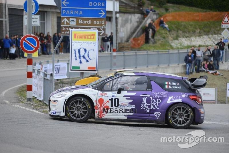 Alessandro Re, Citroen DS3 WRC, D-Max Racing