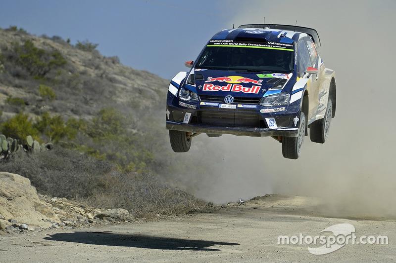 2. Jari-Matti Latvala, Miikka Anttila, Volkswagen Polo WRC, Volkswagen Motorsport
