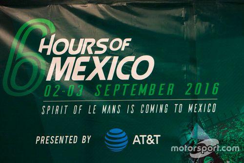 Announcement 6 Hours of México
