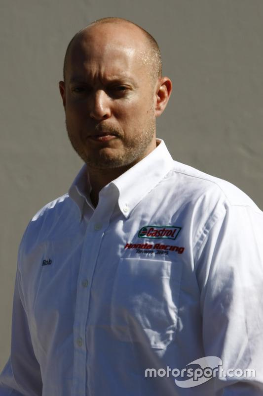 Rob Huff, Honda Racing Team JAS