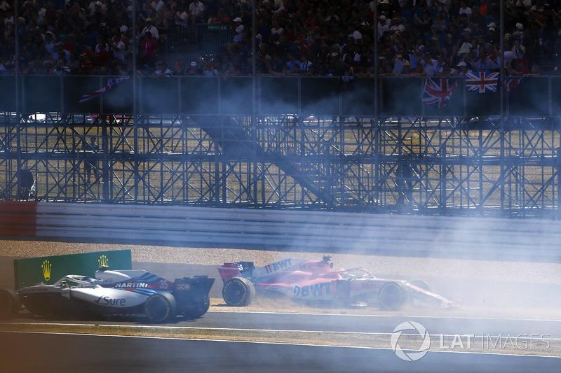 Серхіо Перес, Force India VJM11, Сергій Сироткін, Williams FW41