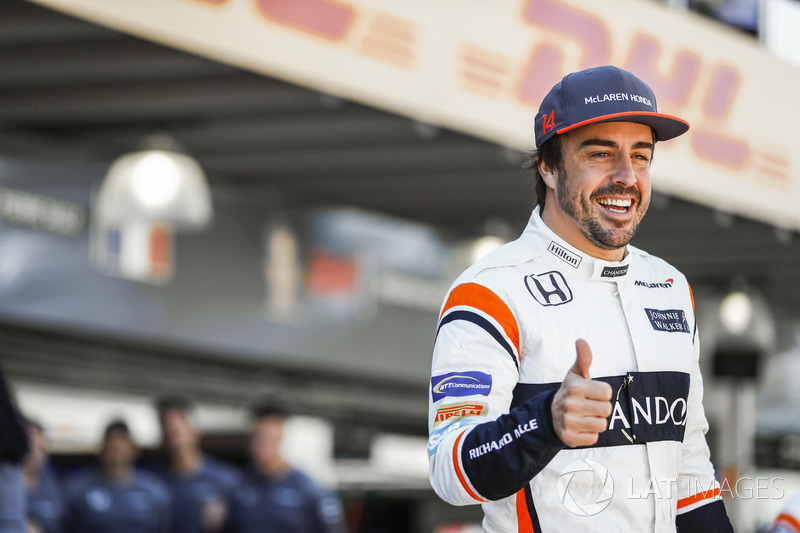 """""""Tivemos um carro fantástico, mas não podíamos ultrapassar. A falta de potência hoje foi impressionante. Eu estava muito, muito perto de Felipe por algumas vezes na saída das últimas curvas, mas mesmo com o DRS, ele sempre pulava na frente."""""""