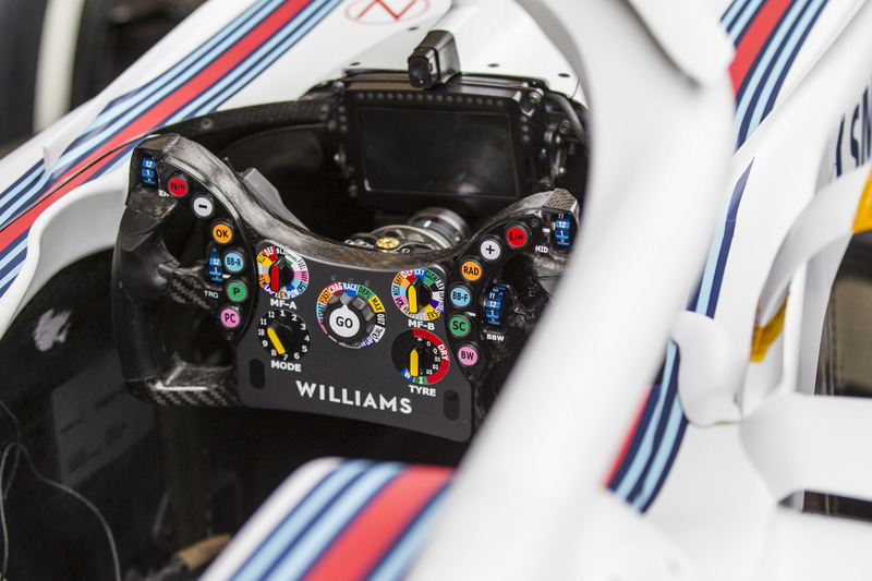 Williams FW41 volante
