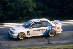 #19 Linder Motorsport BMW M3 Evo 2: Altfrid Heger, Joachim Winkelhock, Frank Schmickler