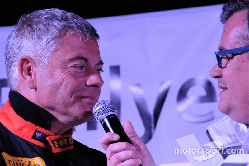 Olivier Burri, D-Max Swiss