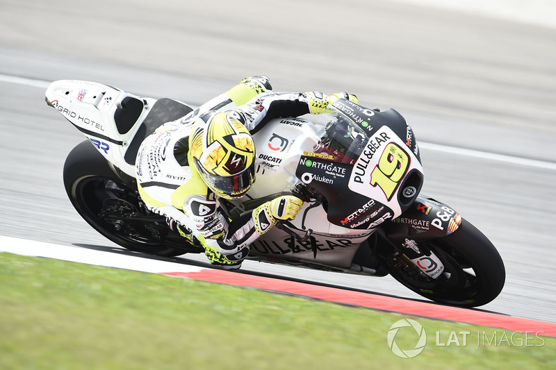 21. Alvaro Bautista, Aspar Racing Team