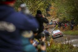 Крейг Брин и Скотт Мартин, Citroën C3 WRC, Citroën World Rally Team