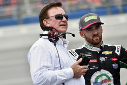 Austin Dillon, Richard Childress Racing Chevrolet, mit Richard Childress