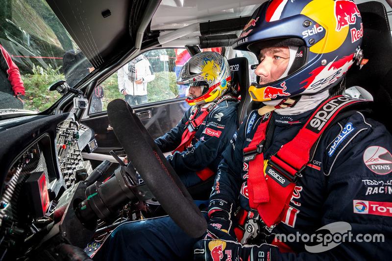 Sébastien Loeb, Daniel Elena, Sébastien Loeb Racing Peugeot 306 Maxi