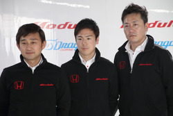 Drago Modulo Honda Racing