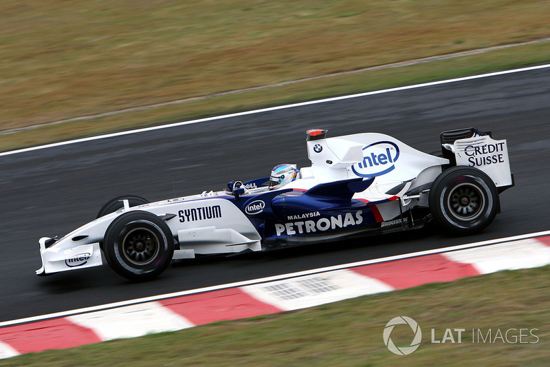 2007: BMW Sauber F1.07