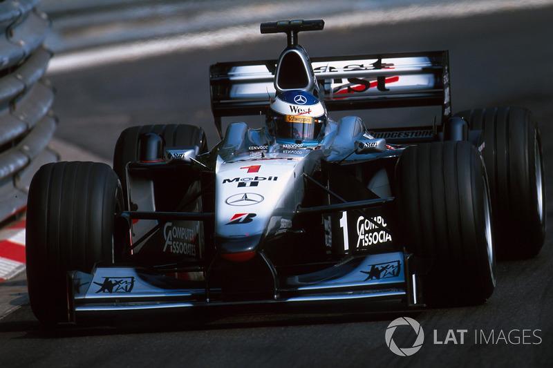 Mika Hakkinen, McLaren Mercedes