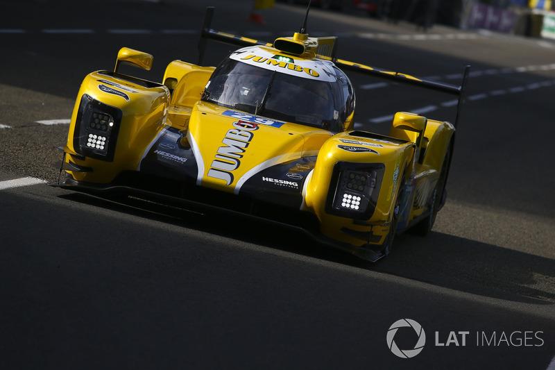 Ян Ламмерс: #29 Racing Team Nederland Dallara P217