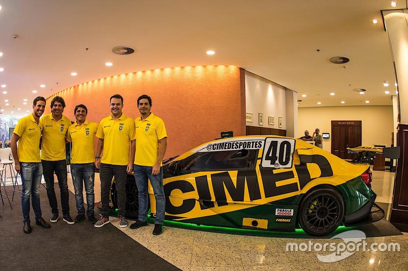 Cimed Racing Team (Chefe: Duda Pamplona)