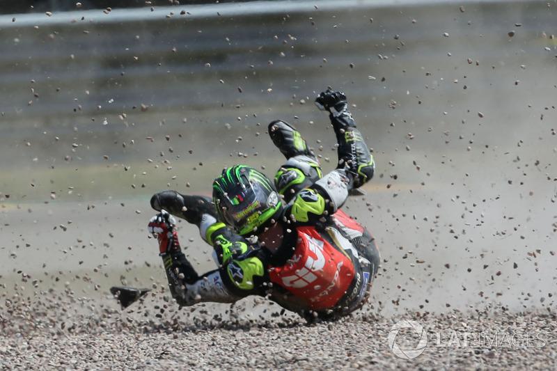 MotoGP Jerman: Cal Crutchlow, Team LCR