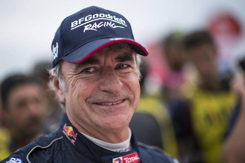 Coche ganador Carlos Sainz, Peugeot Sport