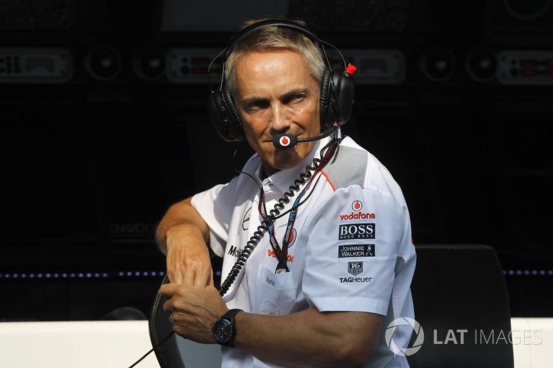 Martin Whitmarsh (2009 a 2013)