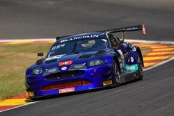 #54 Emil Frey Jaguar Racing Emil Frey G3 Jaguar: Adrain Zaugg, Alex Fontana, Mikael Grenier