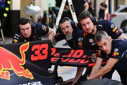 Red Bull Racing mekanikerleri