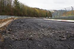Track work Hatzenbach