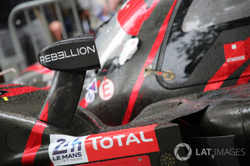 #3 Rebellion Racing Rebellion R-13