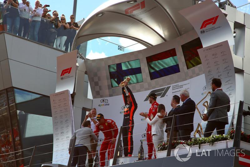 Osztrák Nagydíj - F1 2018 - vasárnap