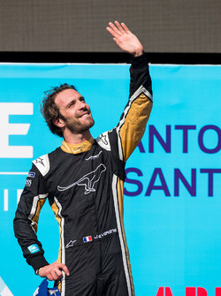 El ganador Jean-Eric Vergne, Techeetah