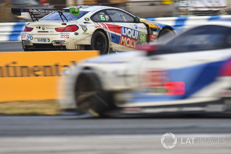 #96 Turner Motorsport BMW M6 GT3, GTD: Jens Klingmann, Martin Tomczyk, Mark Kvamme, Don Yount, Cameron Lawrence