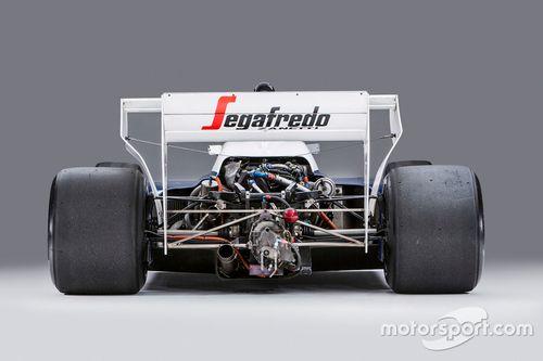Ayrton Senna Toleman veiling