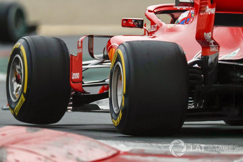 9. Kimi Raikkonen, Ferrari SF71H