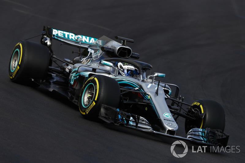 6e : Mercedes W09 EQ Power+