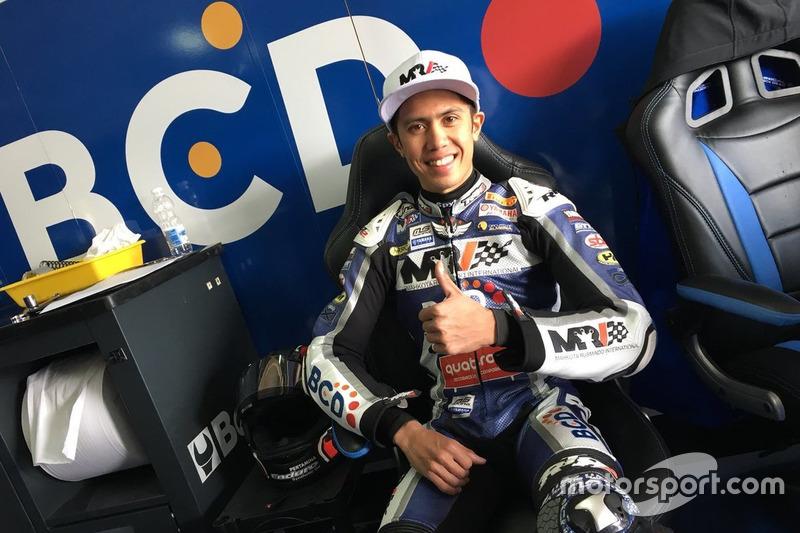 Ali Adrian, Pertamina Almeria BCD BY MS Racing