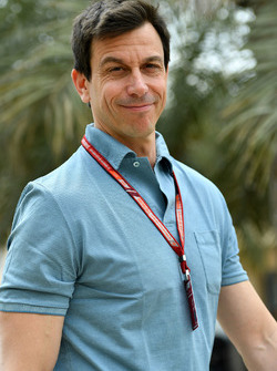 Керівник Mercedes AMG F1 Тото Вольфф