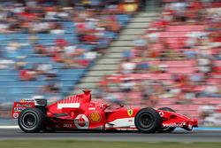 Михаэль Шумахер, Ferrari 248 F1