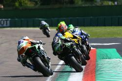 Thomas Gradinger, NRT, Hikari Okubo, Kawasaki Puccetti Racing