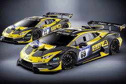 Dörr Motorsport, Lamborghini Huracán Super Trofeo Evo