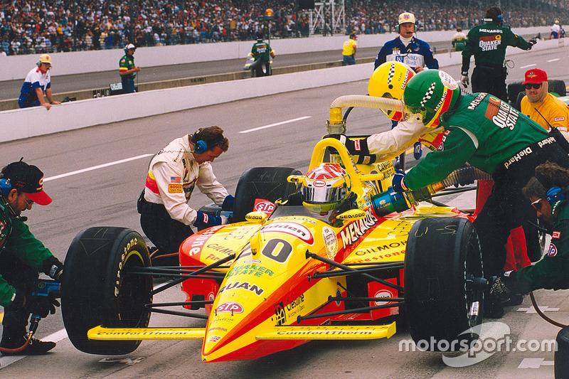 1996: Furiose Debütsaison in der IRL