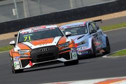 Цзян Теньгі, ZZZ Team, Audi RS 3 LMS TCR