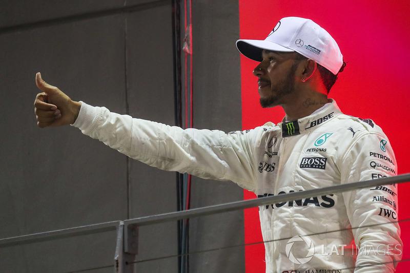 Bestätigt: Lewis Hamilton (Großbritannien)