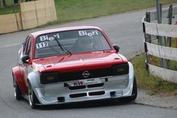 Rolf Burri, Opel Kadett C, Sägesser Motorsport