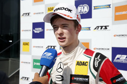Podium: Callum Ilott, Prema Powerteam, Dallara F317 - Mercedes-Benz