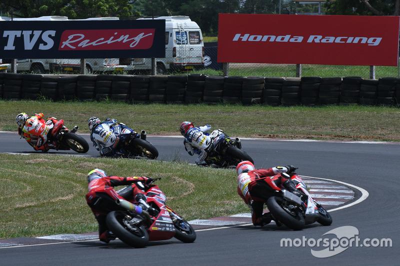 Race 1 Asia Production 250cc
