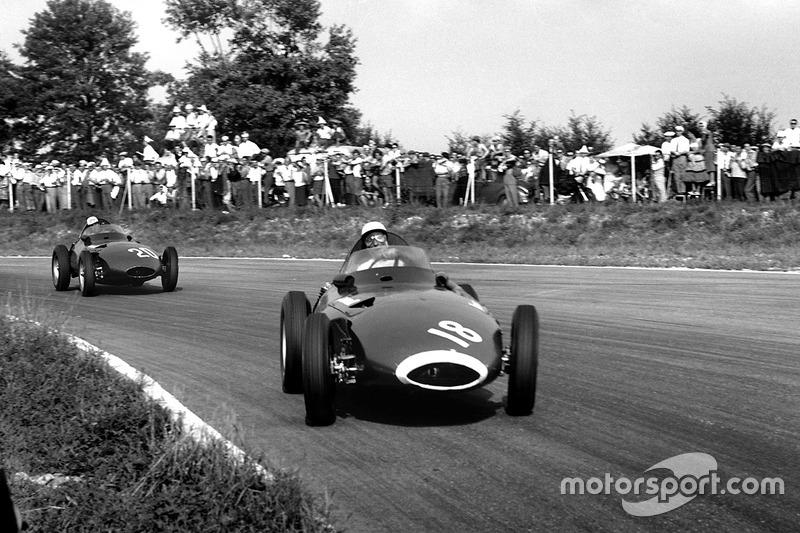 1957 - El 'penta' para Fangio
