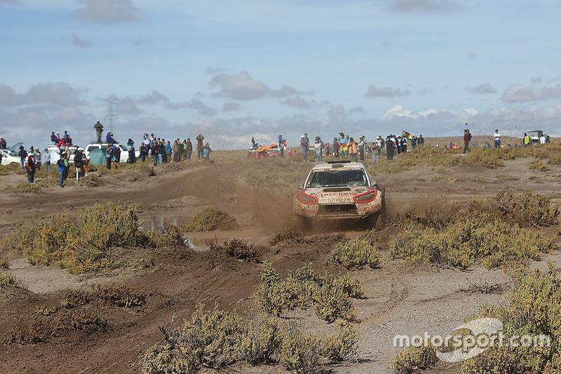 #369 Acciona Dakar: Ariel Jaton, German Rolon